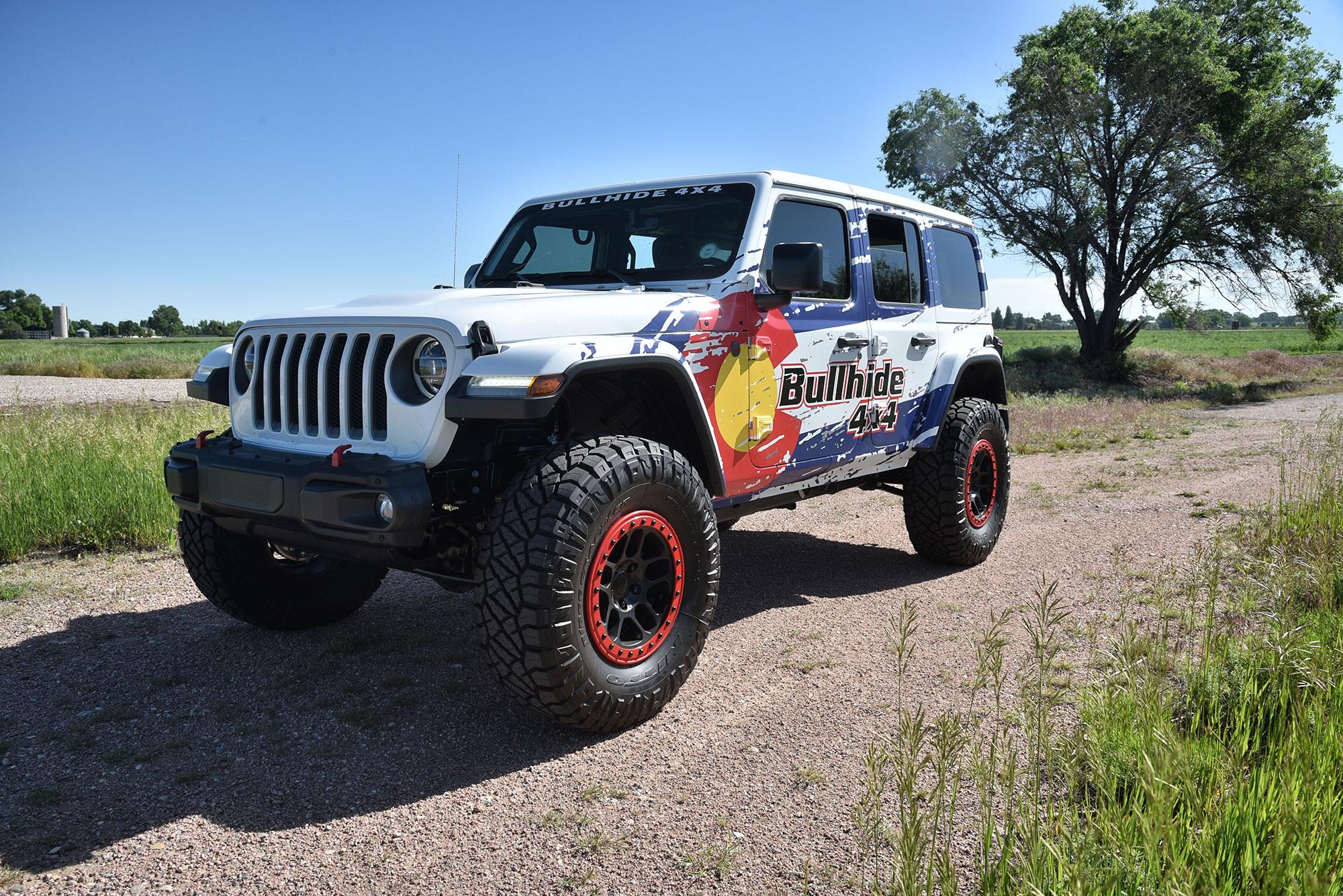 Colorado Inspired Jeep Wrap Svi Graphics