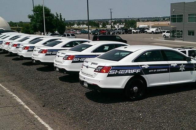 Police Car Decals & Law Enforcement Graphics | SVI Police
