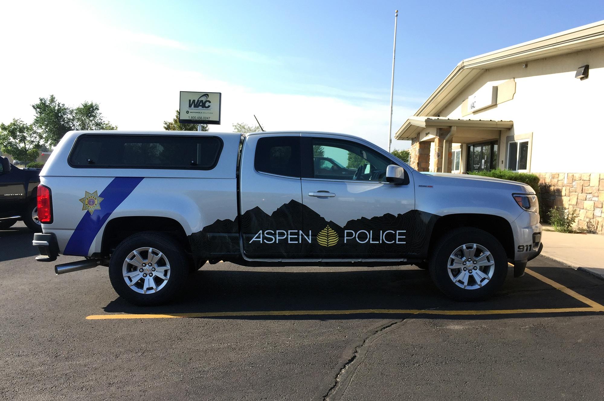 Police Car Decals & Law Enforcement Graphics   SVI Police