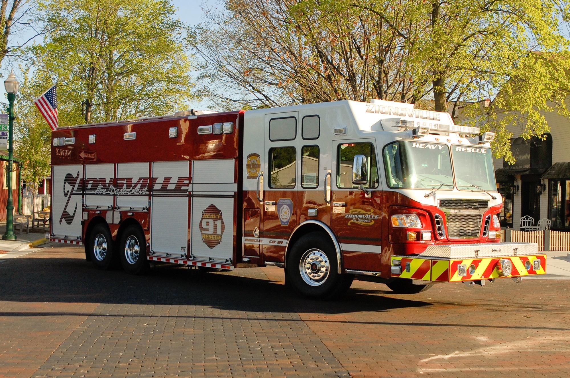 Fire Truck Graphics SVI Fire Truck Chevrons Amp Fire Truck