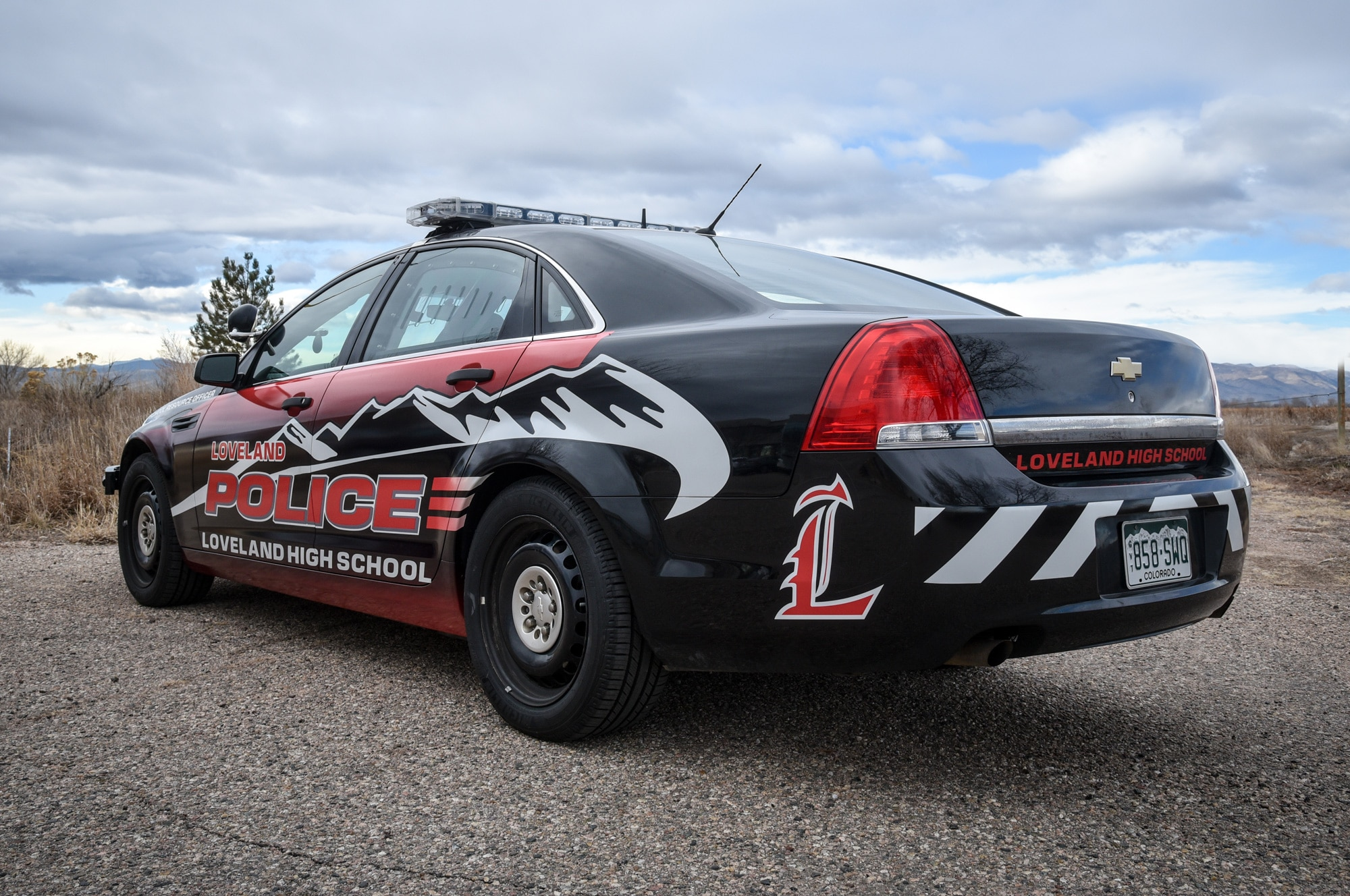 Police Car Decals & Law Enforcement Graphics | SVI Police ...