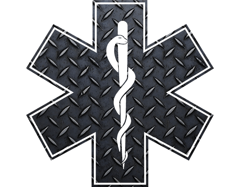 Medical Cross Decals