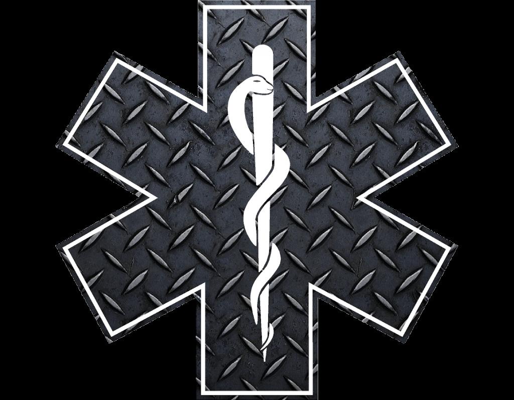 Medical Cross Decals