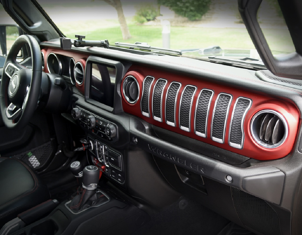 Decal for Jeep